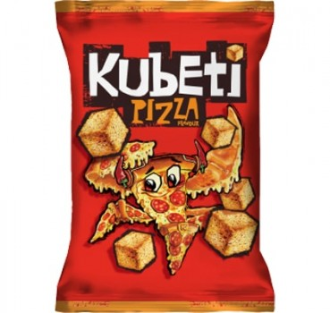 Brotwürfel -Pizza-, 35g (Kubeti)