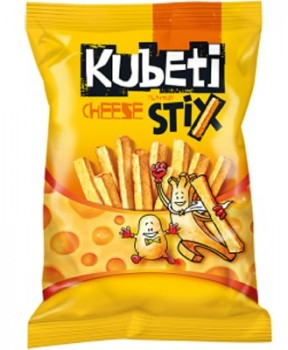 STIX -Cheese-, 18g (Kubeti)