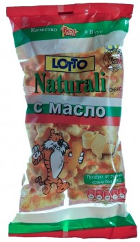 Lotto Naturali -Butter- 60g (Best Food)