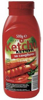 Ketchup -Sandwich-, 500g (Olinezza)