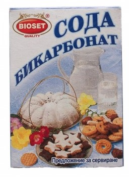 Baking Soda, 100g (BIOSET)