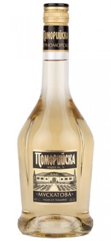 Rakia Pomoriiska Muscat, 700ml (Black Sea Gold)