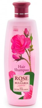 Haar-Shampoo mit Rosenwasser, 330ml (Rose of Bulgaria)
