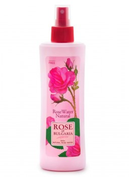 Rosenwasser, Pumpflasche, 230ml (Rose of Bulgaria)