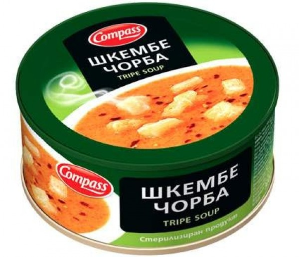 Kuttel-Suppe, 300g (Compass)