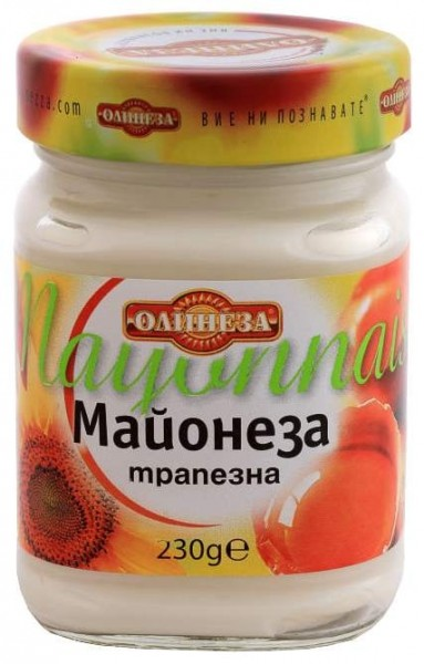 Majonese Traditionell, 230g (Olinezza)