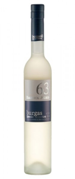 Rakia Burgas 63 -Barrel-, 500ml (Black Sea Gold)
