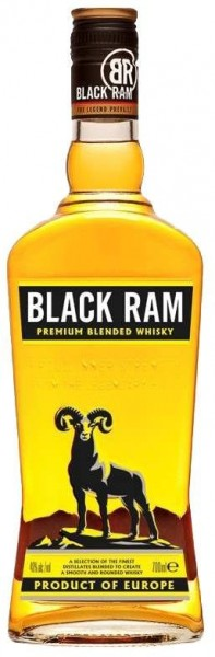 Black Ram Whisky, 700ml (VP Brands)